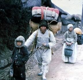 [포토 뉴스]한국전쟁, 파괴된 일상과 되찾은 평화