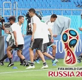 """""""우리도 공격 축구..이길 확률 높다"""" 여유 넘치는 멕시코"""