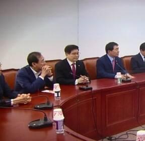 [야당] 한국당, 비대위 준비위 출범..계파 갈등 분기점