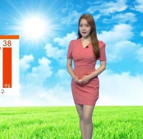 [날씨] 내일 역대급 폭염 계속..종일 맑은 하늘 이어져