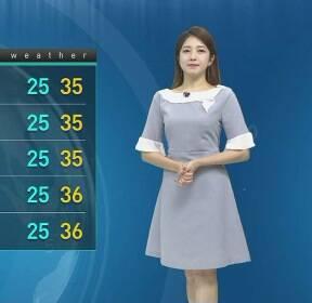 [날씨] 폭염 계속 '더윗병 조심'..대구 한낮 38도 육박