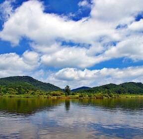[포토친구] 백마강(금강) 풍경