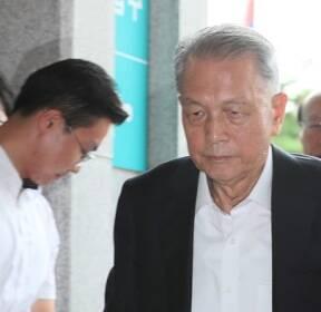 또 검찰 조사받은 '왕실장' 김기춘..재수감 가능성은?