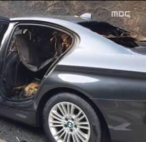 리콜 첫날..'운행정지대상' 아닌 BMW 또 화재