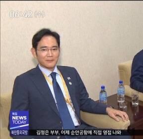 북한 땅 밟은 재벌 총수들..'경협' 복안은?