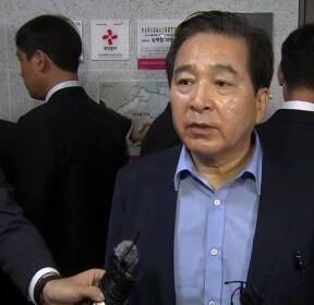 """심재철 압수수색..""""野 탄압 vs 불법 정보"""""""