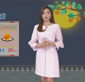 [날씨] 절기 '추분', 낮까지 중부·호남 비..짙은 안개 주의