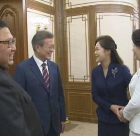 """남북정상회담 영상 비속어 논란..청와대 """"진상 파악중"""""""