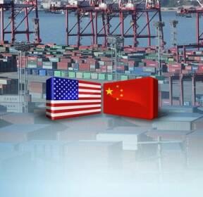 미국, 중국 수입품 절반에 관세..G2 무역전쟁 '전면전'