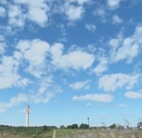 연일 그림같은 하늘..태풍 '짜미' 일본 향할듯