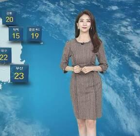 [날씨] 동해안·제주 가끔 비..주 후반 태풍 영향받을 듯
