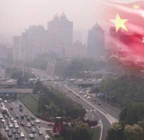 '스모그 감옥'에 갇힌 베이징..단속마저 느슨해져 비상