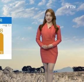 [날씨] 내륙 맑고 반짝 가을 추위..동해안 비