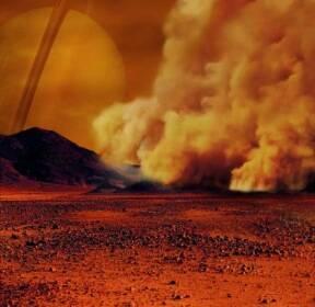 [스페이스]타이탄·화성·지구의 공통점은?