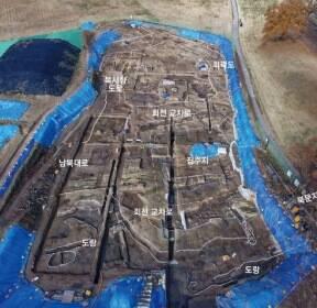몽촌토성서 백제 도시계획 보여주는 유물 발굴됐다