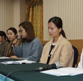 [현장연결] 내분에 빠진 컬링..팀킴 공식 기자회견
