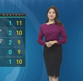 [날씨] 서울 초미세먼지 '조심'..내일 낮부터 쌀쌀해져