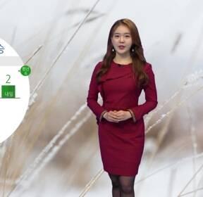 [날씨] 밤사이 기온 뚝..서해안·제주 아침에 눈