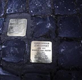 홀로코스트 희생자 기리는 명판 도난에 로마 '발칵'