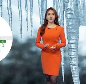 [날씨] '찬바람 쌩쌩' 아침 기습 강추위..빙판길 조심