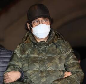 '이호진, 보석 취소로 구치소행'