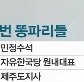[오늘의 키워드] 조국·나경원·원희룡..서울대 82학번 '똥파리들' 와글와글