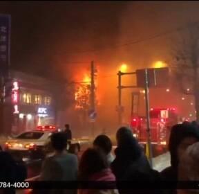 [이 시각 세계] 日 삿포로 식당 폭발..40여 명 부상 外