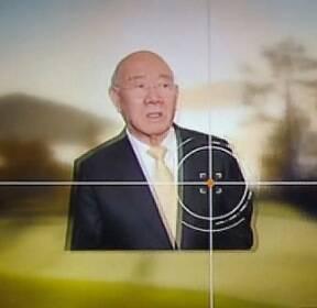 """[국회] 치매라던 전두환, 골프장서 목격..""""스코어도 직접 계산"""""""