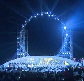 [강원] 동계올림픽 1주년 기념 '어게인 평창' 행사 진행