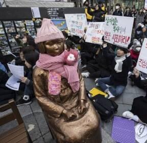 제1371차 일본군성노예제 문제해결을 위한 정기 수요시위