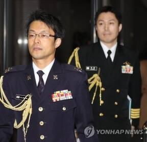 국방부, 주한일본무관 초치