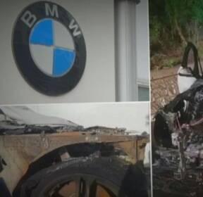 문제 알고도..BMW, '불난 차' 폐차했다며 황당 보고