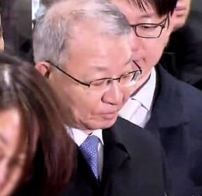 """[취재N팩트] 헌정 초유 전 사법부 수장 구속..""""혐의 소명·사안 중대"""""""