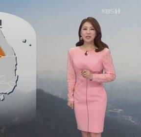 [날씨] 국외 오염물질로 중부 미세먼지 '나쁨'..서해안·제주 눈 날림