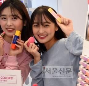 [서울포토] 색조 화장품 브랜드 '스톤브릭'에서 다양한 컬러 만나보세요
