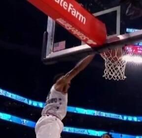 화려했던 볼거리..골 폭죽 터진 NBA '별들의 전쟁'