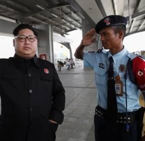 [서소문사진관]김정은이 태국에? 한·중· 홍콩·호주에 이어 5번째 닮은꼴 등장