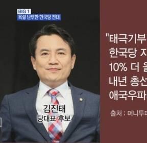 [MBN 뉴스빅5] 욕설 난무한 한국당 전대