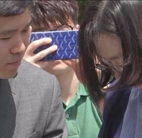 """조현아 남편, """"아내가 상습 폭행·아이들도 학대"""" 고소"""