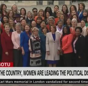 미국, 정치계에서 여성들 활약 두드러져