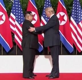 """미 """"북 올바른 선택 땐 모든 인센티브 제공..핵 동결 우선"""""""