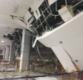 [포토is] 건물이 종이처럼 구겨진 필리핀 지진 현장