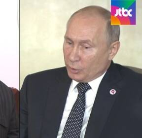 러 대표단에 교통장관·철도공사 사장..경협 논의 전망