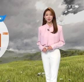 [날씨] 내일 아침 우산 챙기세요!..모레부터 반짝 '쌀쌀'
