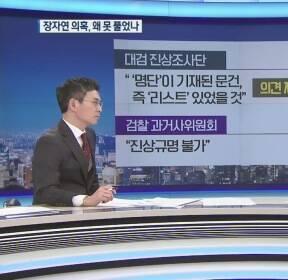 '장자연 사건' 13개월 재조사..9년 만에 드러난 진실과 한계는?