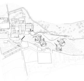 〔안정원의 건축 칼럼〕자연과 동화된 흐름을 추구한 조경화된 건축의 묘미 2