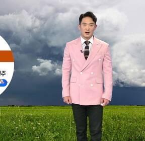 [날씨] 내일도 무더위 계속..중부 내륙 소나기