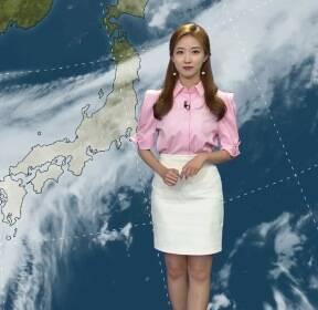 [날씨] 5호 태풍 '다나스' 영향권..제주·남부 강한 비