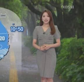 [날씨] 오후에 비 대부분 그쳐..내일 전국 폭염주의보