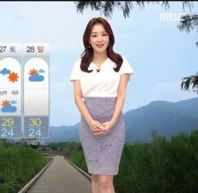 [날씨] 중복, 더위 기승..남부 내륙 소나기